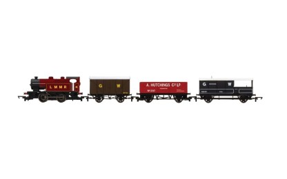 Hornby R1228 Industrial Freight Train Set