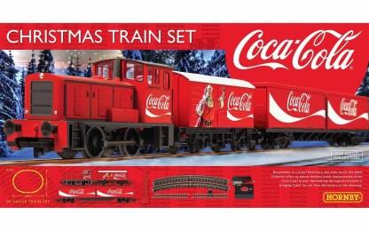 Hornby The Coca-Cola Christmas Train Set