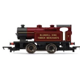 Hornby Blundell King Timber Merchants, Type D, 0-4-0T, No. 7 - Era 3/4