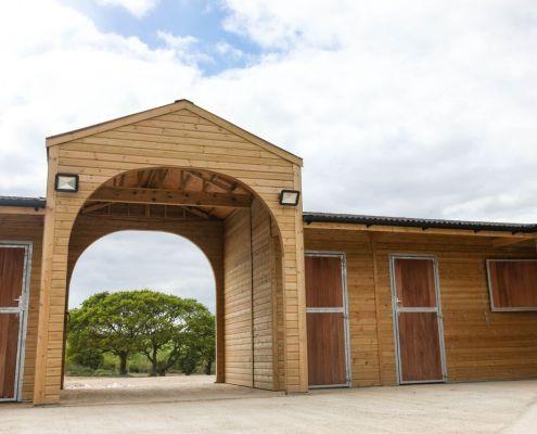 Island Riding Centre Livery