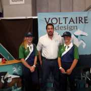 Voltair Design at Horse of the Year Show 2018