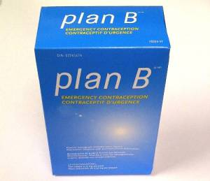 Photograph of Plan B Box.