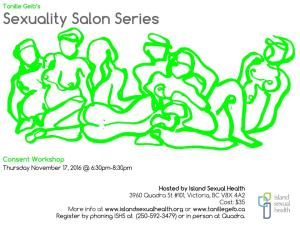 Sexuality Salon ISHS Consent