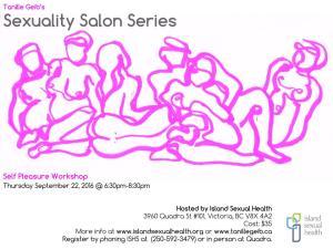 Sexuality Salon ISHS Self Pleasure