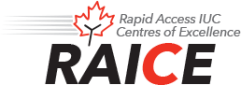 A link to Rapid Access IUC Centres of Excellence in Canada