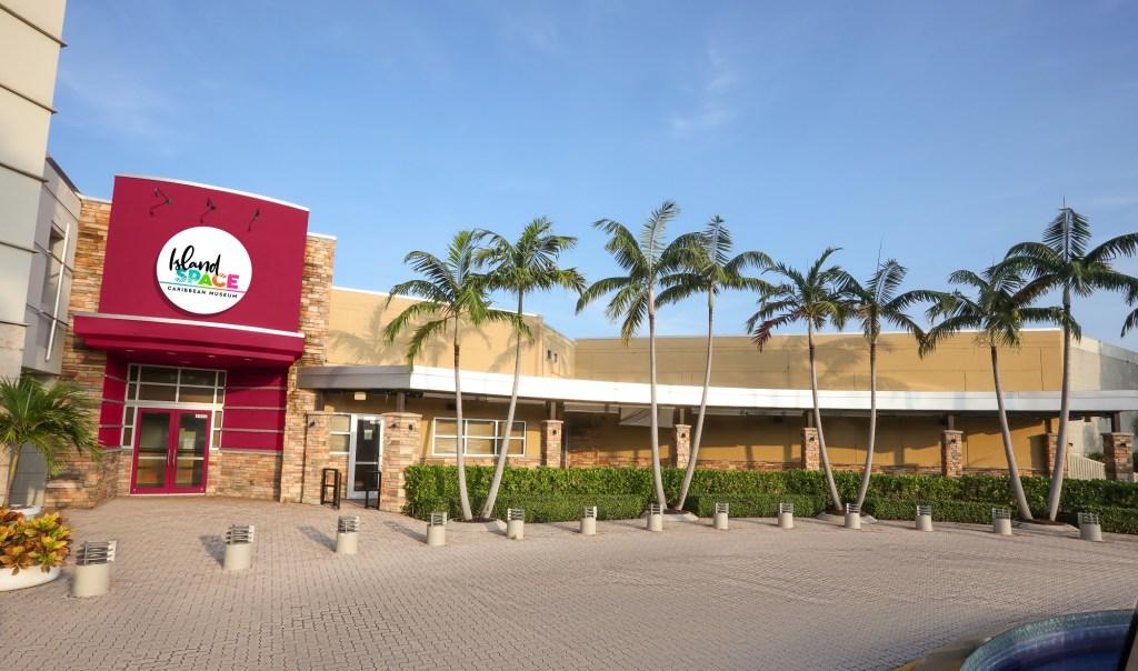 Island SPACE Caribbean Museum - Representación