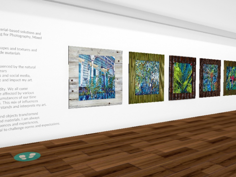 Island Imprint Island SPACE Virtual Museum