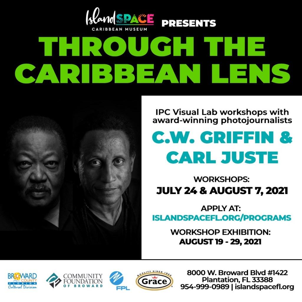 Island SPACE Caribbean Museum PhotoCarl Juste Workshop Square