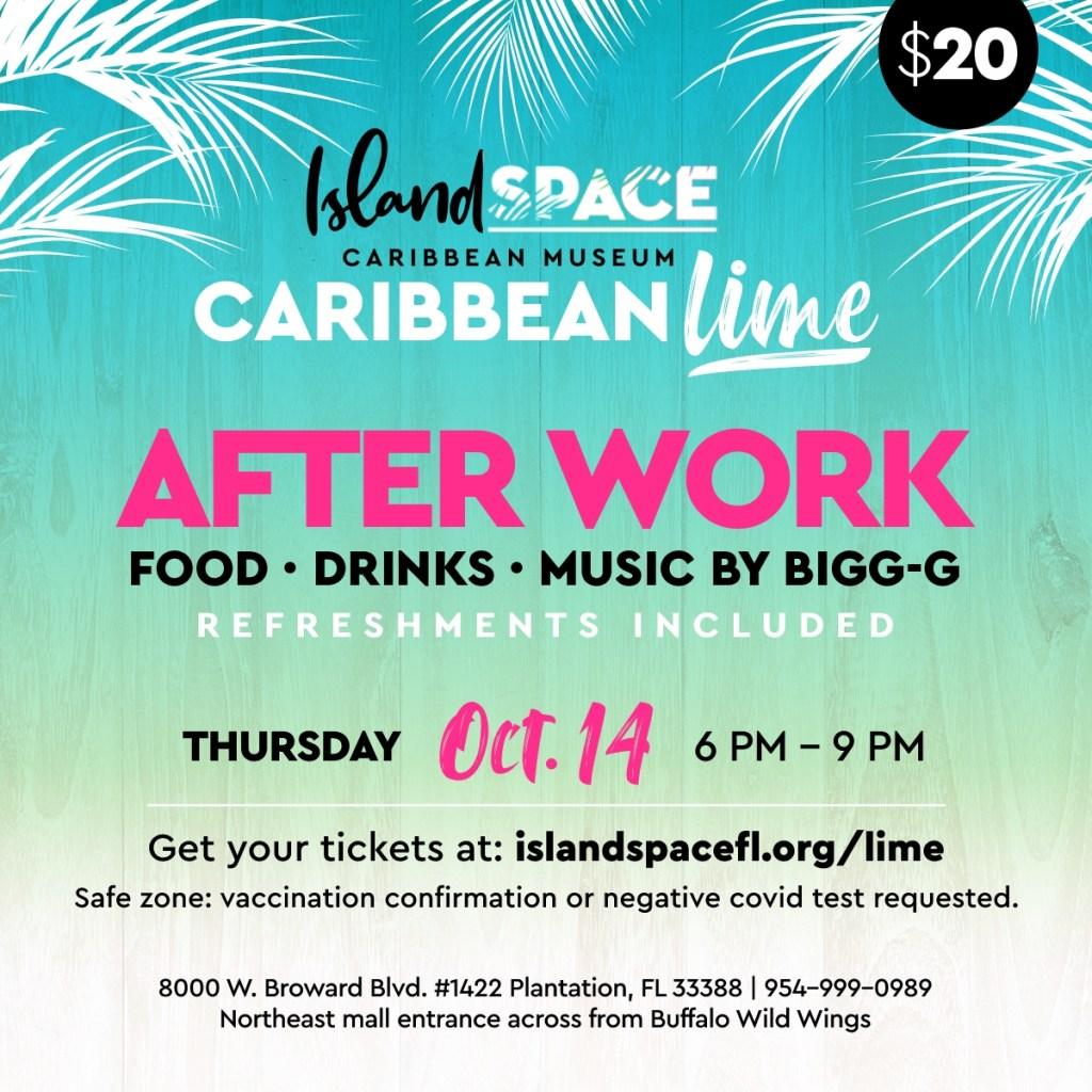 Island SPACE Caribbean Lime