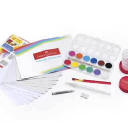learn to watercolor kit for kids