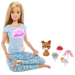 breath with me barbie doll
