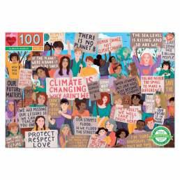 climate change puzzle