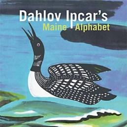maine alphabet book by islandport press