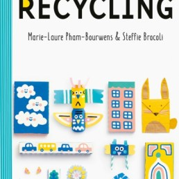 diy recycling book
