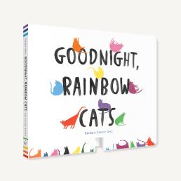 goodnight rainbow cats book