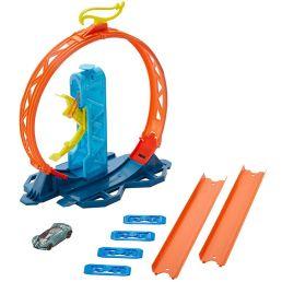 hot wheels loop kicker