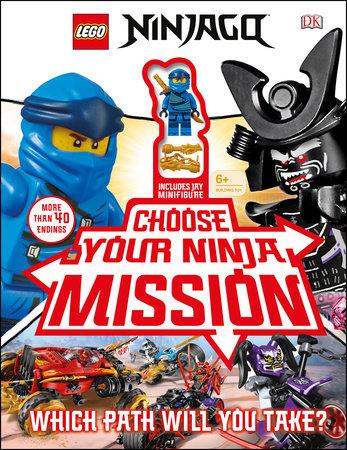 ninjago ninja mission