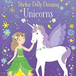 dolly dressing unicorns