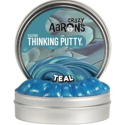 mini teal thinking putty