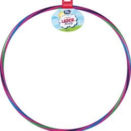 rainbow laser hoop