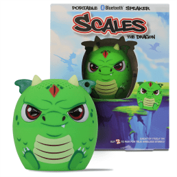 scales the bluetooth dragon speaker