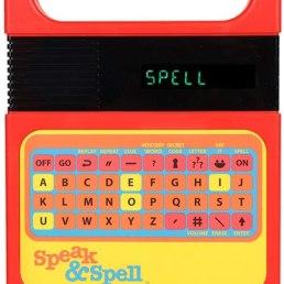 speak and spell game