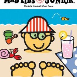 summer fun mad libs
