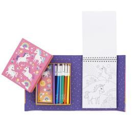 unicorn magic coloring