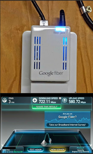 Fibra Google