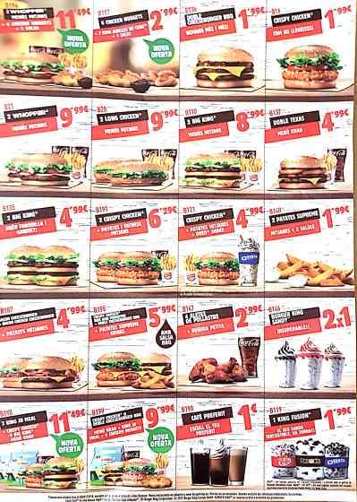 Como localizar y usar los cupones de Burger King, aunque no los tengas