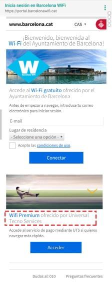 Segunda Entrega Wifi4EU