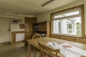 Carna cottage kitchen
