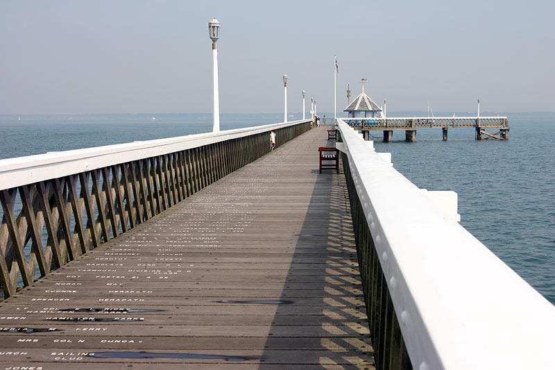 Image result for isle of wight yarmouth pier