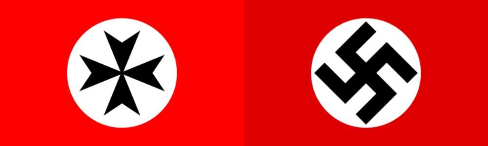 The Not So Maltese Cross