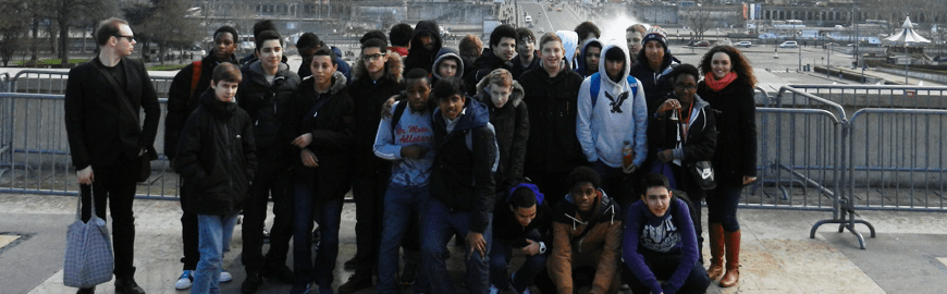 Year 11 French Students Visit Paris