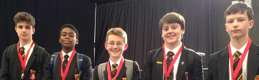 Isleworth & Syon Win Debate Mate Cup