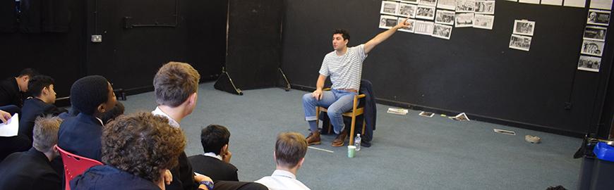 Alumni: Taheen Modak, Star of Stage and Screen