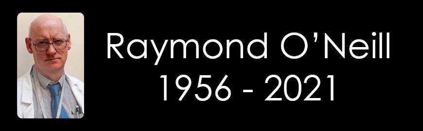 Raymond O'Neill – Make a Donation