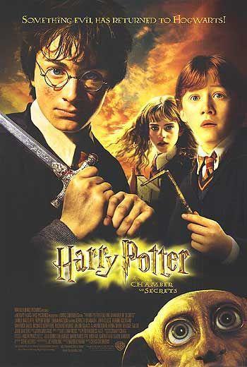 Showing 1 theater playing this movie today, september 15. Película: Harry Potter y la cámara secreta - Películas