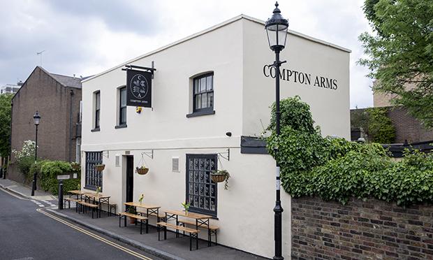 Compton Arms, Islington