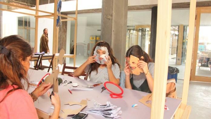 Workshop de Docena en el lanzamiento de Rediseña 2017