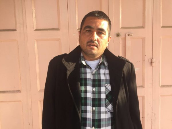 ISM activists spoke to Badee Dwaik the day following his release from Ofer military court.