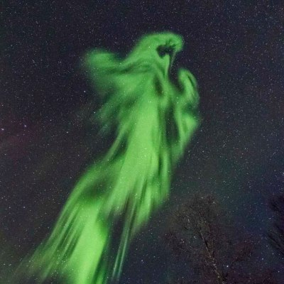 Me, Northern Lights Chaser