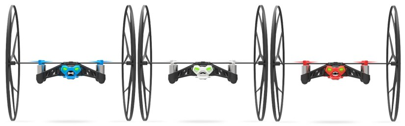 parrot rolling spider mini drone colors