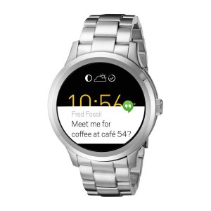 Fossil Q Founder Google Fit