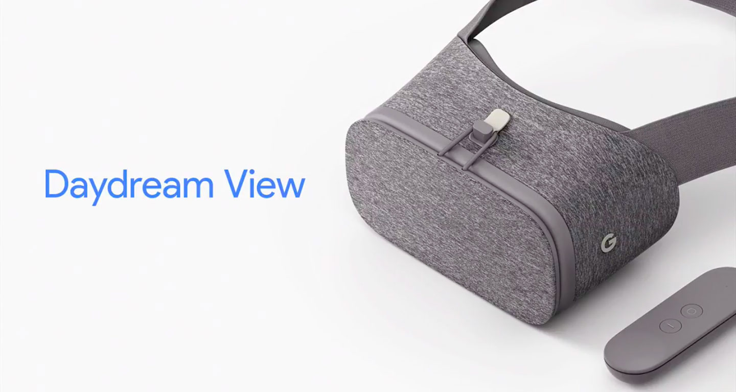 Google Daydream View Games
