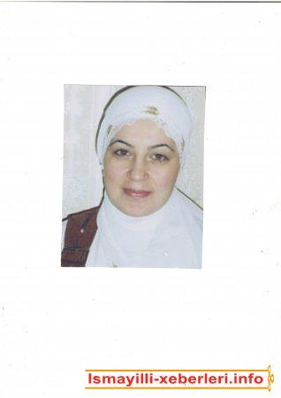 Ağabalayeva Şəhla Aydın qızı