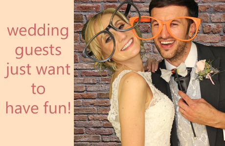 Photo Booth Wedding Hire