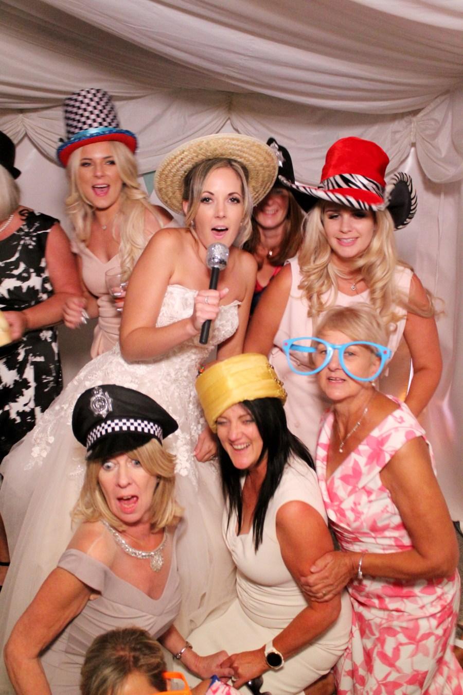 Magic Mirror Party Photos