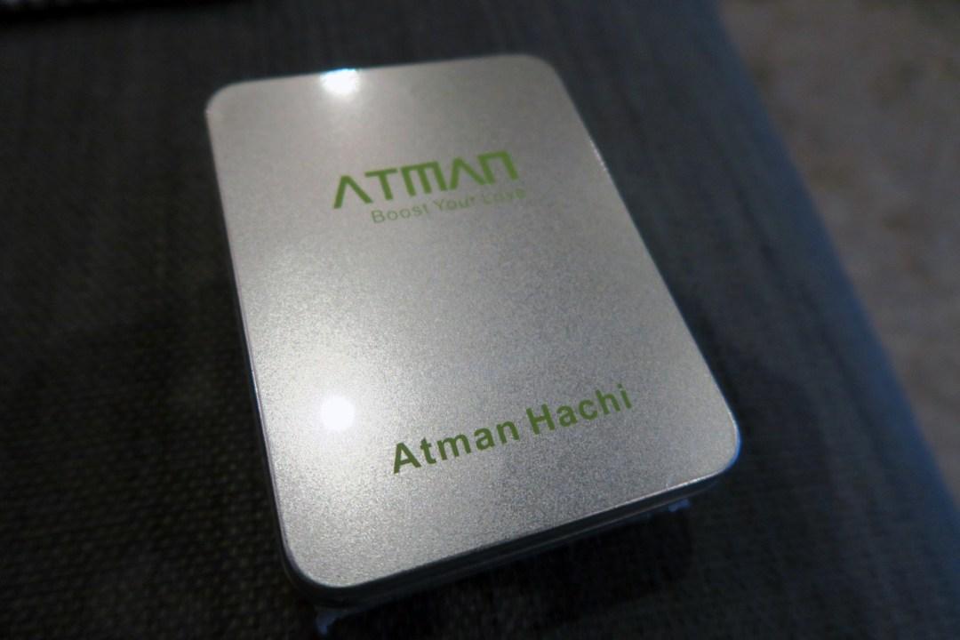 , Atman Hachi Dry Herb Vaporizer Review